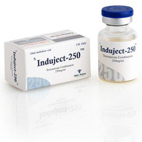 Induject-250-10ml (Testosterone Blend) [10 ml vial]