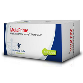Metaprime (Methandienone steroids tablets) [10mg 50 tablets/box]
