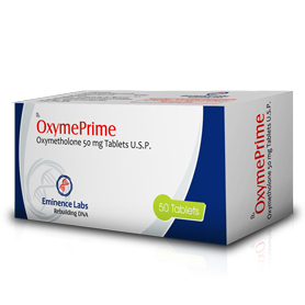 Oxymeprime (Oxymetholone) [50mg 50 tablets/box]