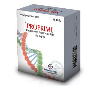 Proprime (Testosterone Propionate) [100mg 10 ampoules/box]