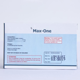 Stan-max (Stanozolol) [10mg 50 tablets/box]