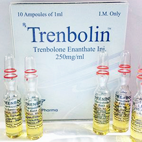 Trenbolin (Trenbolone Enanthate) [10 ampoules/box]