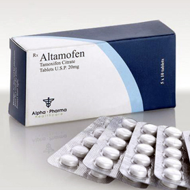 Altamofen-20 (Tamoxifen) [20 mg 50 tablets/box]