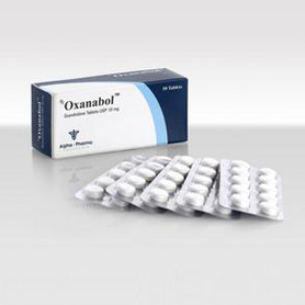 Oxanabol (Oxandrolone) [10mg 50 tablets/box]