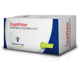 Oxanprime (Oxandrolone) [10mg 50 tablets/box]