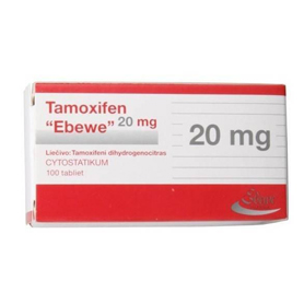 Tamoxifen 20mg [10 tablets/strip]