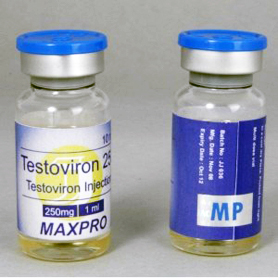 Testoviron-250 (Testosterone Enanthate) [250mg 10 ampoules]