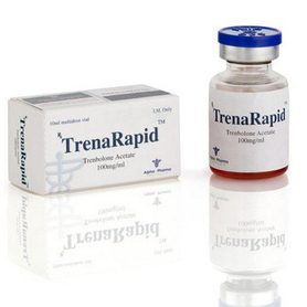 Trenarapid-10ml (Trenbolone Acetate) [10 ml vial]